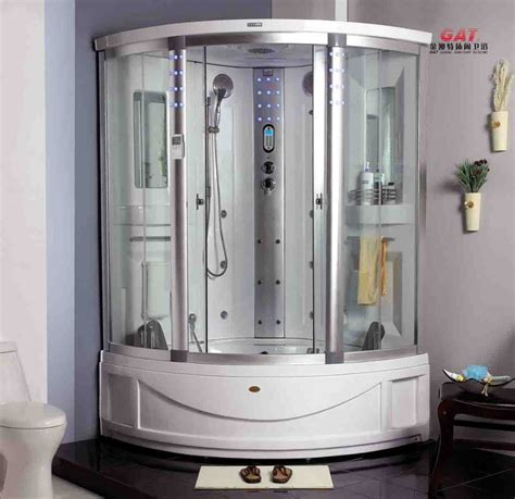 bathroom with jacuzzi and shower bathroom fabulous steam jacuzzi shower combination with