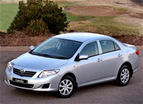 How Much Does A Toyota Corolla Weigh 2007 Toyota Corolla 1 8 Specifications Carbon Dioxide