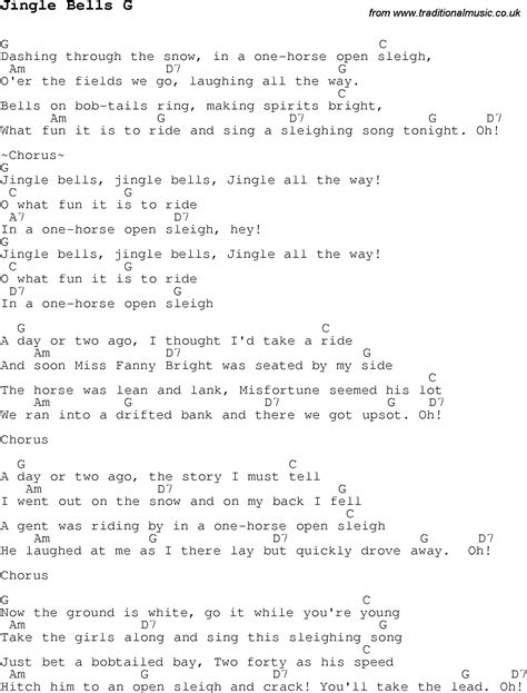 printable lyrics chords search results for christmas song lyrics jingle bells