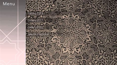 Geometry Template by Islamic Geometry Template
