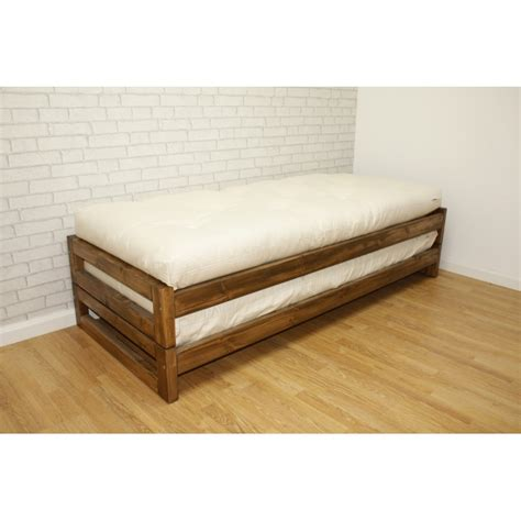 futon mattress in store the stack and store bed