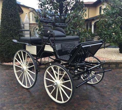 carrozze usate bagozzi carrozze vendita commercio carrozze cavalli
