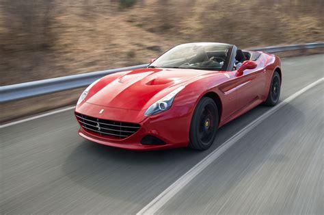 ferrari california  review global cars brands