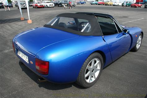 Tvr Specs Tvr Griffith 500 Photos Reviews News Specs Buy Car