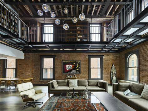 home interior design new york tribeca charm and originality decoholic