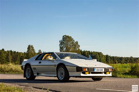 lotus turbo esprit for your only