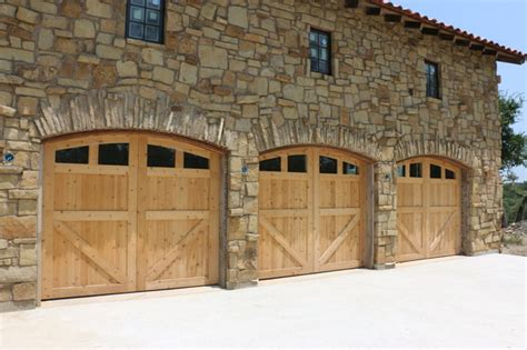 real garage doors vertical lift real wood overhead garage doors rustic