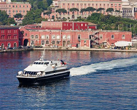 naples ferries ferry terminal  naples italy