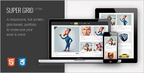 themeforest jango 22 html grid layout templates free website themes