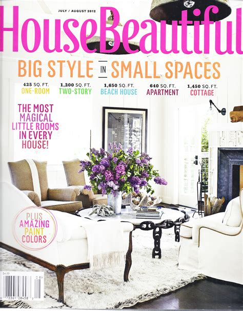 housebeautiful magazine house beautiful magazine interior provisions