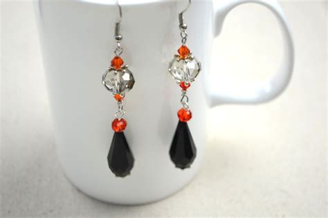 bead earrings how to make diy earrings ideas how to diy bead earrings in limited