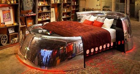 coolest bedrooms in the world possibly the coolest bed in the world