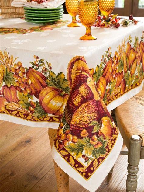 thanksgiving tablecloth thanksgiving