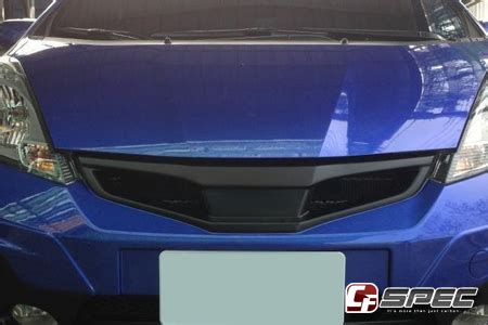 Grill Mugen Jazz Ge8 2011 2012 2013 2014 2011 2012 honda fit mugen style abs front grill