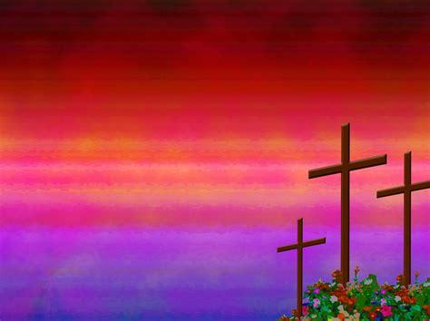 religious powerpoint themes christian rose garden powerpoint background available in