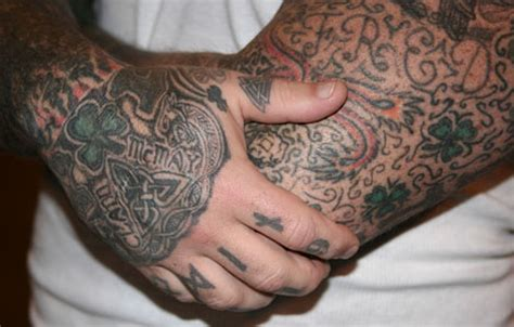 best tattoos for aryan brotherhood tattoos