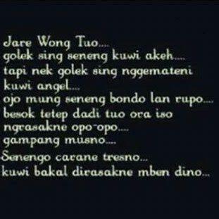Quotes About Best Friends Dan Artinya by Dp Bbm Kata Bijak Jawa Bijak Wise Words