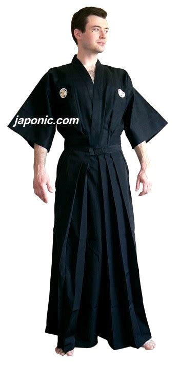 Samurai Celana hakama light in my path