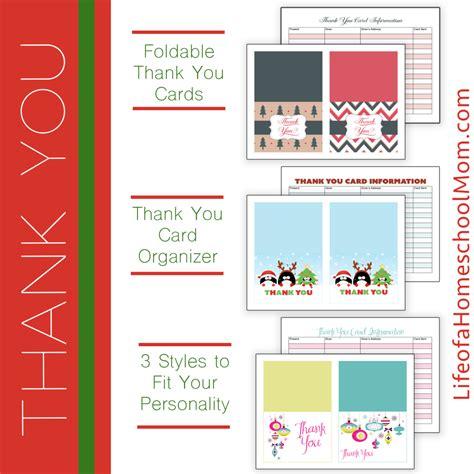 printable thank you cards holiday christmas thank you cards printable free search results