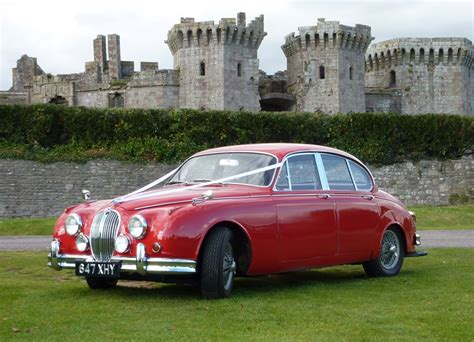 Wedding Cars Usk by Jaguar Mk2 1961 Jaguar Mk2 For Weddings In Usk
