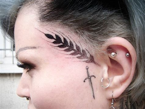 tattoo on face 65 best designs ideas enjoy yourself 2018
