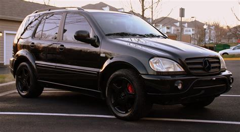 mercedes benz ml55amg 2000 2000 mercedes benz ml55 amg information and photos zombiedrive