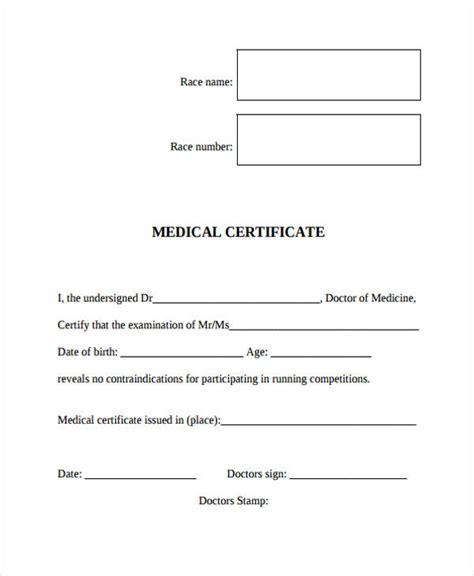 28 medical certificate templates in pdf free premium