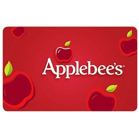applebee s gift card buya - Applebees Gift Cards
