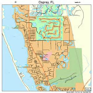 osprey florida map 1253425