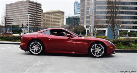 First Drive Photos Video 2016 Ferrari California T