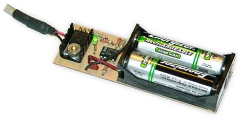 Baterai 4 Soket 2 4 8v Buat Mobil Remot usb powered aa nimh and nicd battery charger