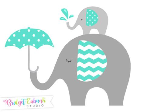 Baby Shower Home Decorations by Baby Elephant Clipart Elephant Clip Art Ba Elephant