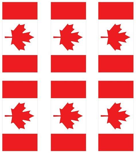 Canadian Flag Image Printable