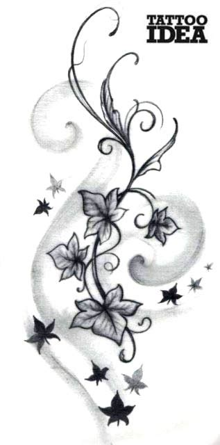 tatuaggi con fiori farfalle e lettere tatuaggi floreali tatuaggi fiori foto di disegni con fiori
