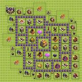 Clash Of Clans Archer Tower Level 13 | 642 x 641 png 317kB