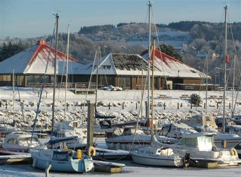 boat show kip marina the chartroom restaurant kip marina with snow picture