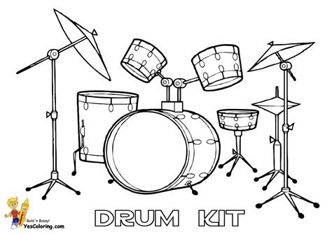 pounding drums printables drums free conga