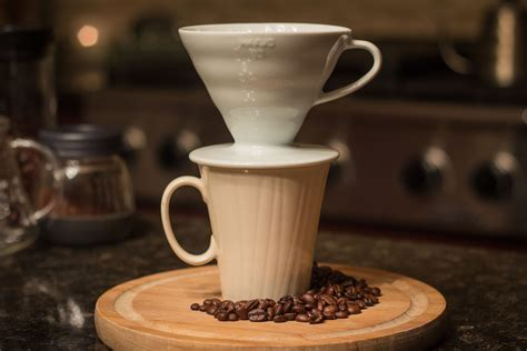 V60 Coffee hario v60 02 ceramic coffee dripper pour method