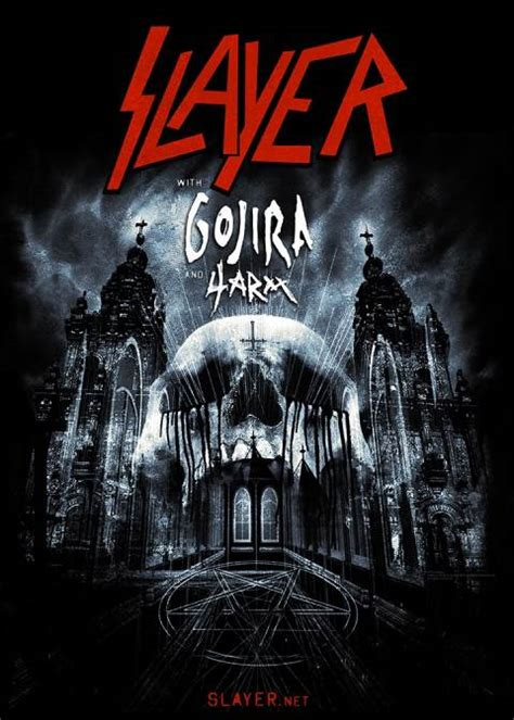 best gojira album slayer gojira 4arm announce more dates for fall 2013