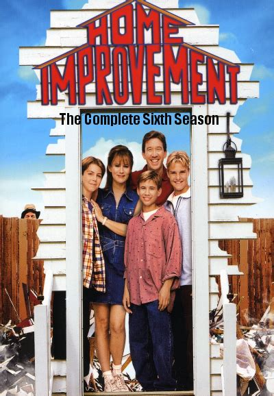 home improvement season 6 episode list