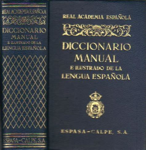 la academia de discipulado books diccionario manual e ilustrado de la lengua espanola real