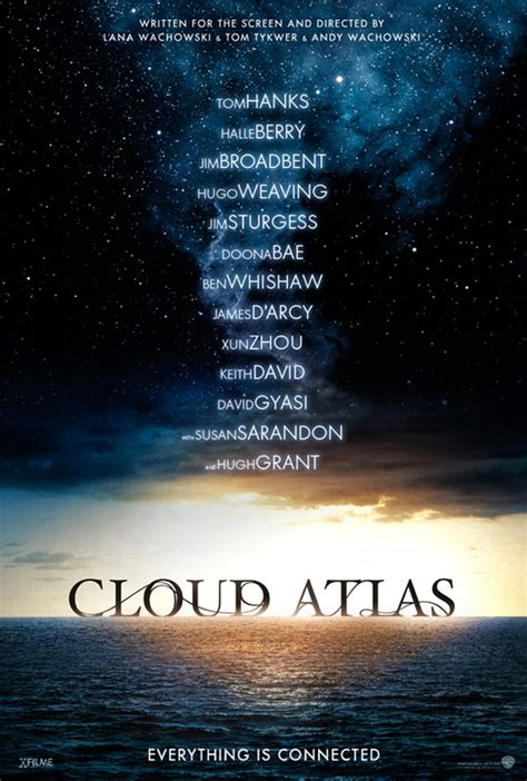 Cloud Atlas 1 cloud atlas 2012 poster 1 trailer addict