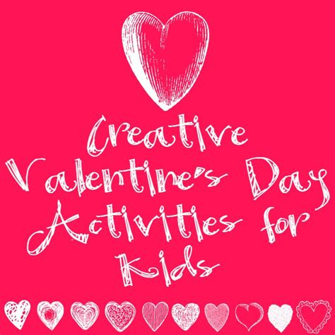 activities for valentines day witty hoots simple hearts kisses card witty