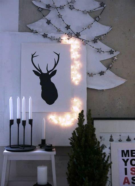 skandinavische weihnachtsdekoration weihnachtsschmuck im skandinavischen stil 46 ideen wie