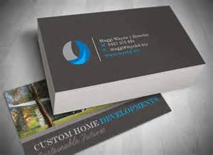 Hometown Business Card Design by Business Card Design And Printing Gold Coast