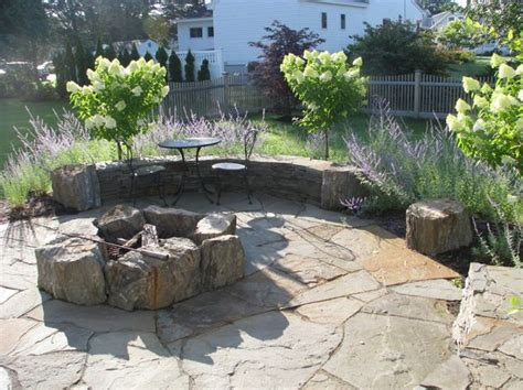 pit landscaping 17 best images about firepit patio on