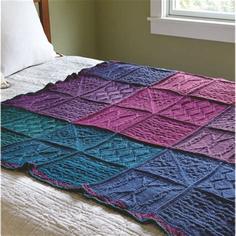 Knitting A Patchwork Blanket by Top 10 Sler Stitch Afghan Free Knitting Patterns