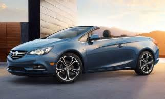 Price Of Buick 2016 Buick Cascada Convertible Starts At 33 900 In U S