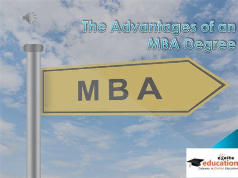 Advantages And Disadvantages Of An Mba Program by The Advantages Of An Mba Degree