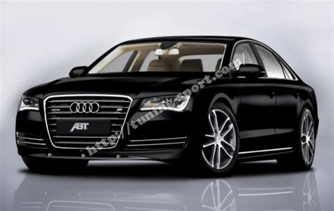 Audi A8 Body Kit by Body Kit For Audi A8 New Abt Tuning 4h0 Tuning Sport